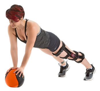 weight-training after knee injury