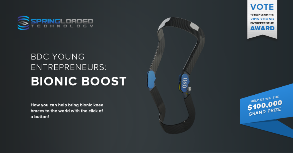 Spring Loaded Technology BionicBoost