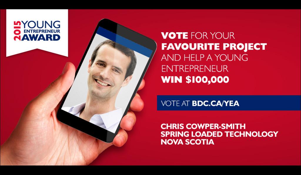 Spring Loaded Technology-Blog-BDC Young Entrepreneur Finalist
