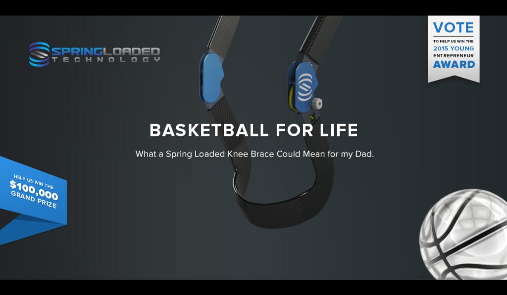 Spring Loaded Technology-Blog-Basketball for Life