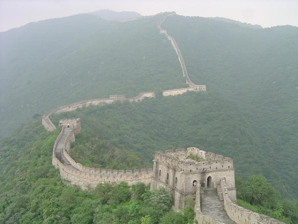 Great Wall of China - Hiking - Trekking - Travel