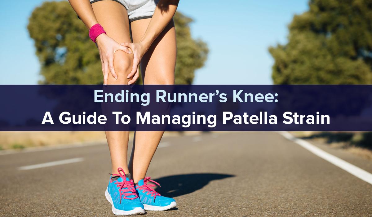 runner's knee - pain