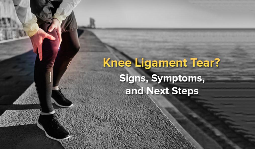Spring Loaded Technology - Blog - Knee Ligament Tear