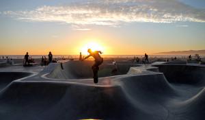 weekend warrior-skateboarding