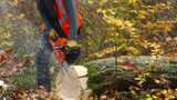 Reduce fatigue for forestry workers