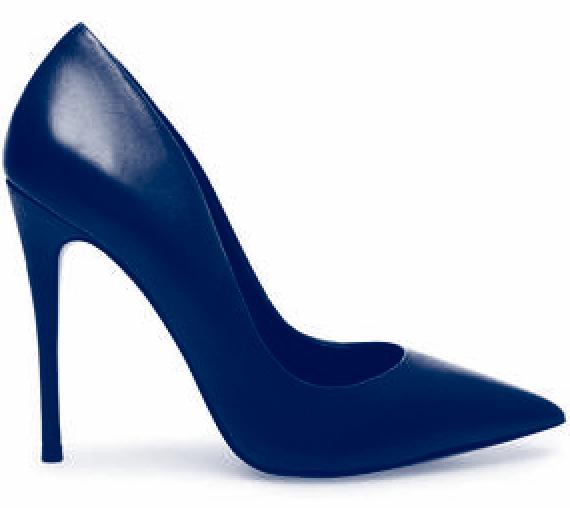 High Heel Fashion Shoe cause knee pain when walking