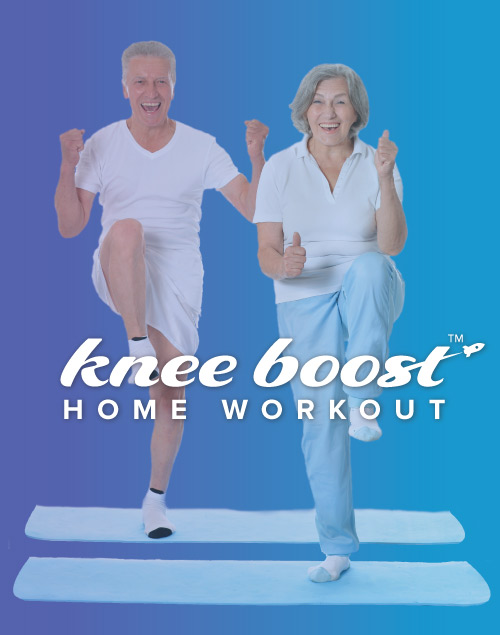 knee boost is a home workout program for knee arthritis