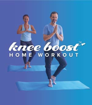knee boost workout free for a limited time