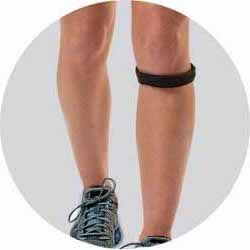 patella tendon strap is a type of patella knee brace that can treat mild conditions